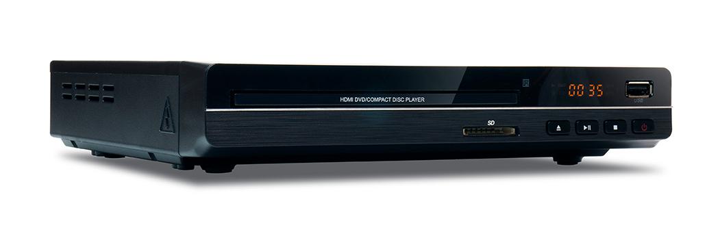 TEES HDMI端子付高画質DVDプレーヤー